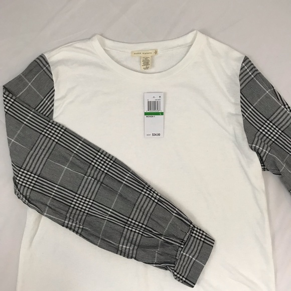 seven sisters Tops - Seven Sisters-NWT cute casual shirt, size L